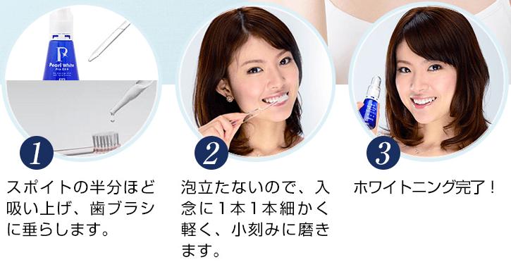 歯磨き手順